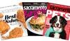 Up to 46% Off Subscription to Sacramento Magazine