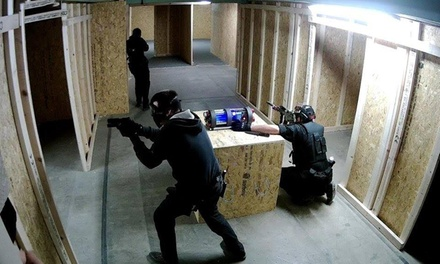 Four-Hour Airsoft Play