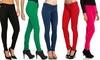 Women's Five-Pocket Leggings