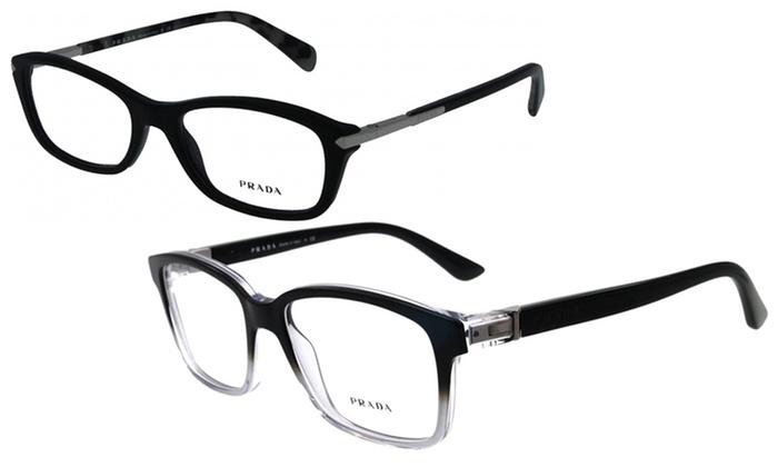prada womens optical frames prada womens optical frames multiple styles available