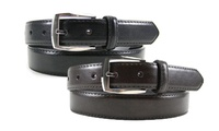 Beverly Hills Polo Club Mens Belt 2-Pack