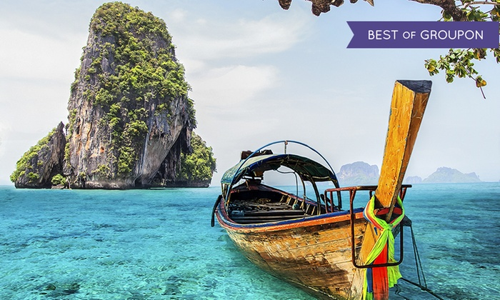 10-Day Thailand Vacation with Airfare from Affordable Asia