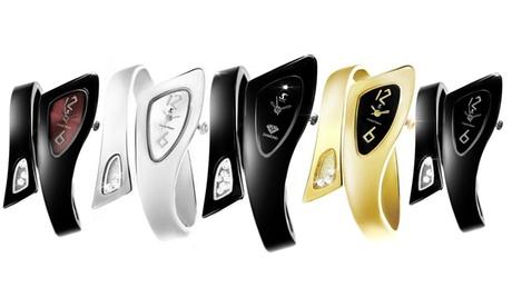 Relojes decorados con diamantes y/o cristales Swarovski®