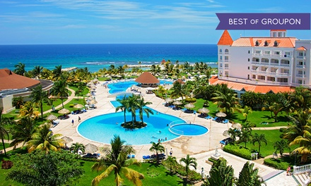 All Inclusive Grand Bahia Principe Jamaica Stay With