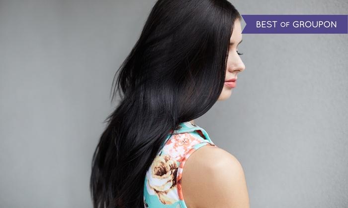 Straightening Treatment Hair Osh Groupon