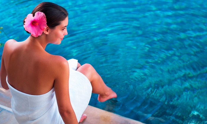 Relaxing Waters Spa - Shelby Township: Spa Packages Including Options Such as Massage, Body Scrub, and Facial at Relaxing Waters Spa (Up to 50% Off)