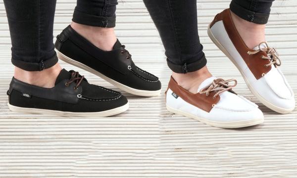 Women's Vans Zapato Gore Lo Pro Deck Shoes