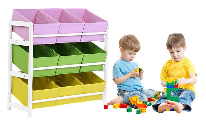 One or Two Children Storage Racks (£34.99)