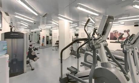 Abono de 1 o 3 meses de acceso al gimnasio y al spa para 1 persona desde 39,95 € en Yhi Spa Oferta en Groupon