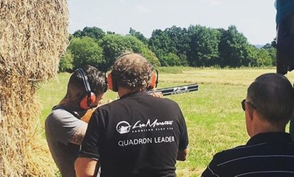 Family Multi-Activity Package with 40 or 100 Shots to Share at Lea Marston Shooting Club (Up to 67% Off)