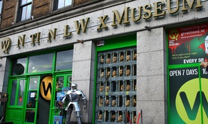 The National Wax Museum Plus: Child, Adult or Family Ticket to The National Wax Museum Plus (Up to 52% Off)