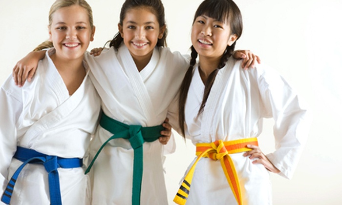 King Tiger Taekwondo Martial Arts - Oakland Gardens: $34.99 for Three Weeks of Kids' Tae Kwon Do Classes at King Tiger Taekwondo Martial Arts ($69.99 Value)