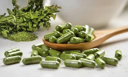 100, 200 oder 300 Milagro Verde Moringa Kapseln inkl. Versand (bis zu 43% sparen*)