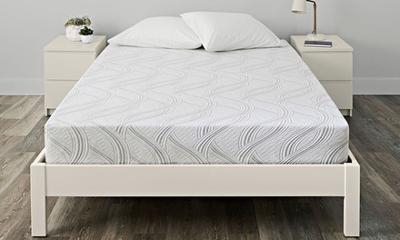 "Serta SleepTrue 8"" Kirkling II Foam Mattress and Box Spring"