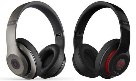 0c8dbeb0195 Beats by Dr. Dre Studio 2 Wireless On-Ear Headphones (Refurbished A-