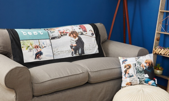 Up to 75% Off Custom Pillows and Blanket from Collage.com  25a74c5cc9ce