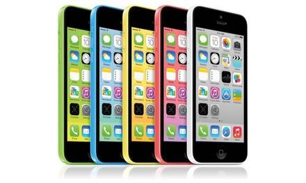 Apple iPhone 5c 8GB - 32GB reconditionné, capacité et coloris au choix, dès 159€, livraison gratuite