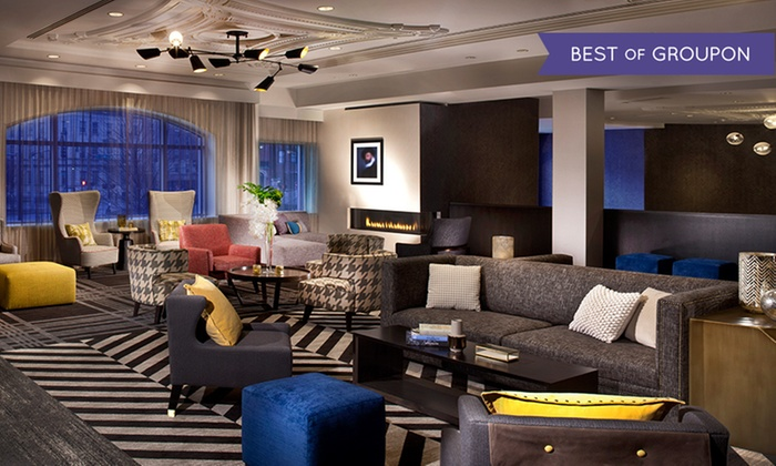 4.5-Star Luxury Hotel in Boston's Kenmore Square