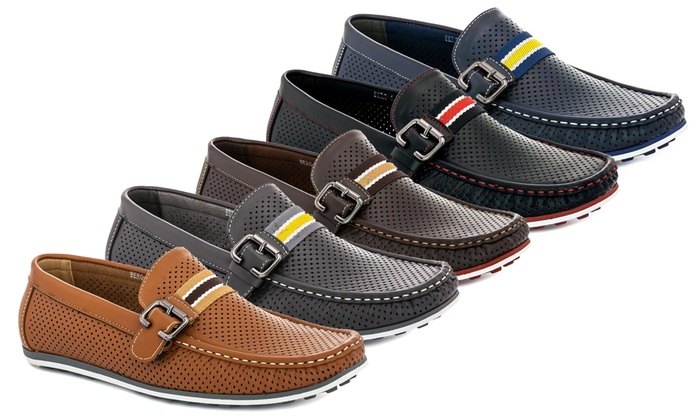 58b5f6f8d60 Up To 42% Off on Adolfo Men s Giovanni Loafers
