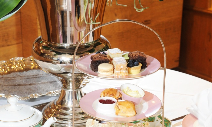 Madeleine - Birmingham: Afternoon Tea for Two or Four with Optional Prosecco at Madeleine, The Cube (Up to 51% Off)