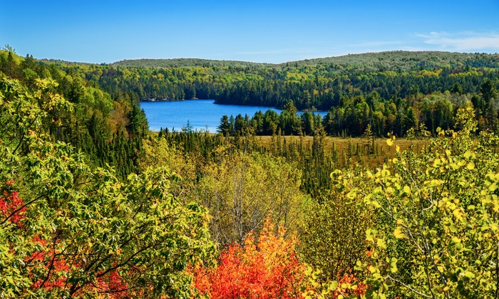 Northern Edge Algonquin - Northern Edge Algonquin: 4-Day All-Inclusive Cabin Stay with Meals and Outdoor Equipment at Northern Edge Algonquin in South River, ON