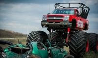 Monster Truck and Car Crawling Experience at Wicked Adventures (Up to 59% Off)