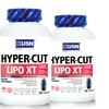 3-Pack 60ct. Bottles of USN Hyper Cut Lipo XT Weight-Loss Supplement