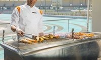 Friday or Saturday Brunch with Soft or House Beverages for Up to Four or a Child at Yas Viceroy Hotel (Up to 45% Off)