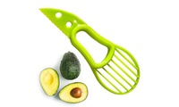 3-in-1 Avocado Slicer Tool with Pit Remover