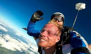 Sky Force Polskie Centrum Spadochronowe: Szkolenie z lotem i skok ze spadochronem z wojskowego desantowca od 599,99 zł w Sky Force Polskim Centrum Spadochronowym