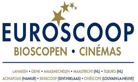 Place adulte de cinéma pour une représentation régulière chez les différents cinémas d'Euroscoop