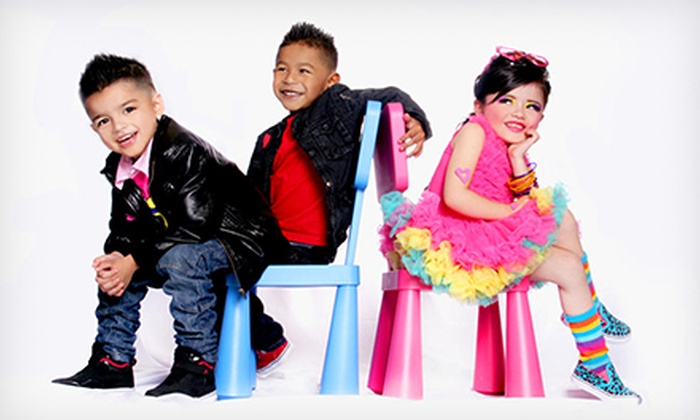 Attraction Studio Photography - Multiple Locations: Kids' or Family Photo-Shoot Package at Attraction Studio Photography (Up to 85% Off)