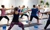 2-Week Group Training and Yoga