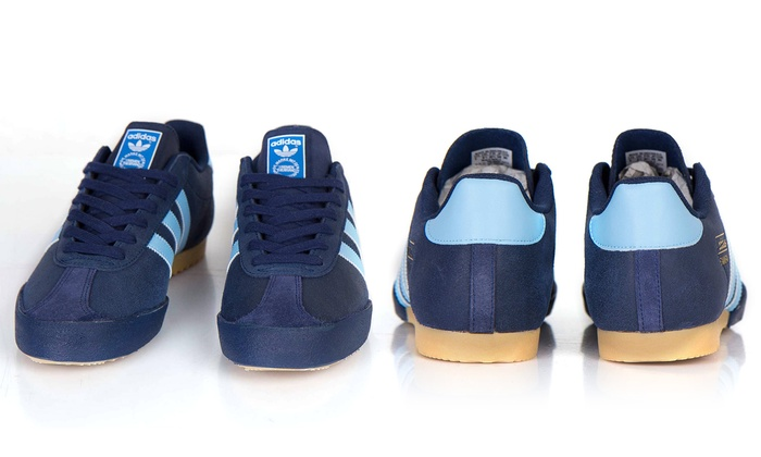 adidas originals bamba trainers
