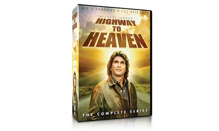 Highway to Heaven: The Complete Series on DVD