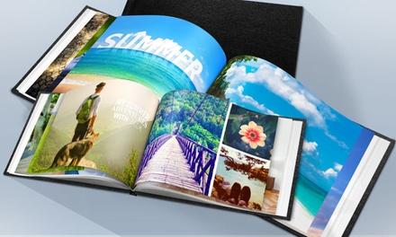 A5, A4 or 30×30 Lederen fotoboeken met 20 of 60 paginas vanaf € 4,99 tot korting
