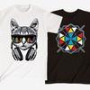 Men's Fashion Graphic T-Shirts