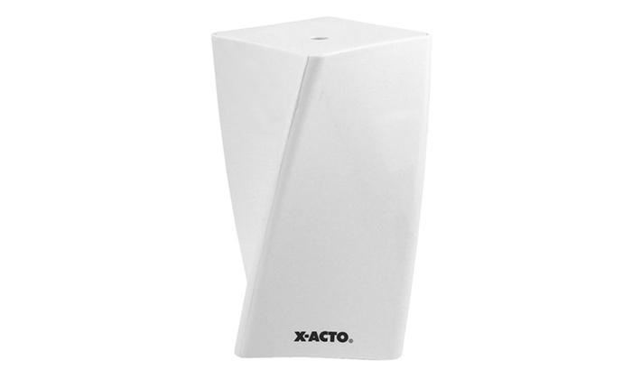 X Acto Electric Pencil Sharpener Groupon Goods