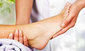 Soothe Your Soles: 48% Off One 50-Minute Foot Reflexology Session at Soothe Your Soles