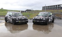2 Hot Laps in Super Charged BMW Mini for 1($189)  3 Hot Laps for 2($469)-Team Kiwi Racing,3 Locations(Up to $598 Value)