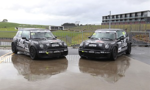 Team Kiwi Racing: 2 Hot Laps in Super Charged BMW Mini for 1($189) / 3 Hot Laps for 2($469)-Team Kiwi Racing,3 Locations(Up to $598 Value)