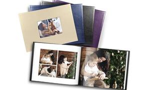 Printer Pix: 1 o 2 Foto-Álbums Lorenzo con ventana tamaño A5 o A4 con hasta 60 páginas desde 5,99 € con Printer Pix