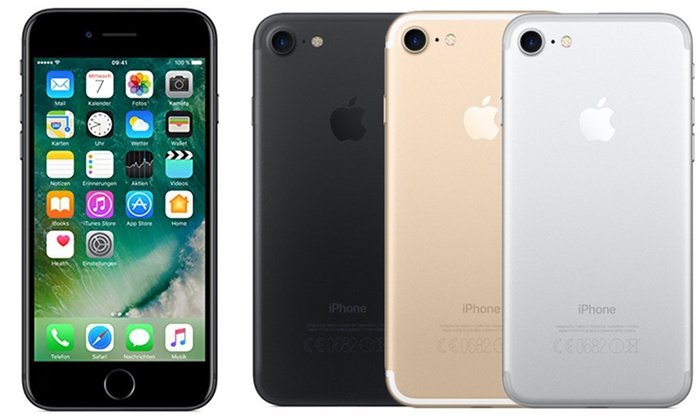 apple iphone 7 32gb reconditionn groupon. Black Bedroom Furniture Sets. Home Design Ideas