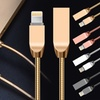 2 Metal-Braided Lightning Cables