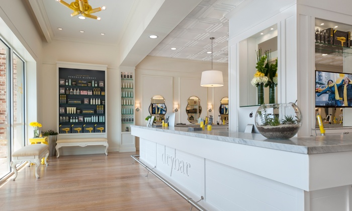 Drybar - Drybar Grapevine: $30 for Blowout and Deep-Conditioning Treatment at Drybar Grapevine ($60 Value)
