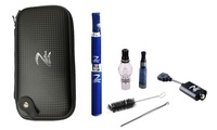 Zebra Mix 3-In-1 Vaporizer Kit from Zebra Smoke (Multiple Color)