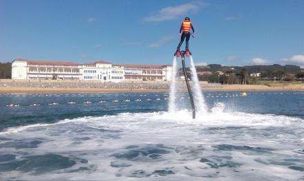 Experiencia en flyboard para 1 persona desde 49,90 € con Flyboard Bizkaia