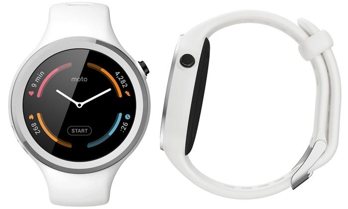 motorola 360 sport. motorola moto 360 sport smartwatch: smartwatch