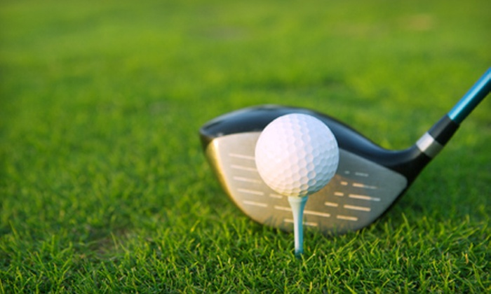 Harmony Creek Golf Centre - Oshawa: C$59 for Round of Golf for Two with Cart and Two Pounds of Wings at Harmony Creek Golf Centre (Up to C$122.58 Value)