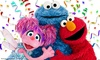 """""""Sesame Street Live! Let's Party!"""" – Up to 23% Off"""